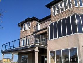 Edmonton Deck Home Rail Ltd Edmonton S Decking Experts